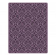 Sizzix Texture Fades Embossing Folder - Damask