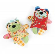 Sizzix Bigz L Die - Maggie & Quincy (Small Bear)