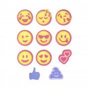 Sizzix Thinlits Die Set 14PK - Emojis