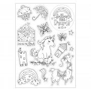 Sizzix Coloring Stickers - Follow Your Dreams