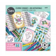 Sizzix Coloring Sendables - Mini Motivationals