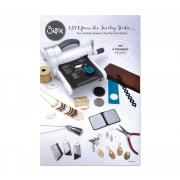 Sizzix Idea Booklet - Jewelry Studio, 2nd Edition