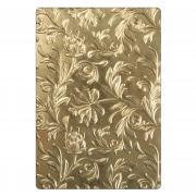 Sizzix 3-D Texture Fades Embossing Folder - Botanical by Tim Holtz