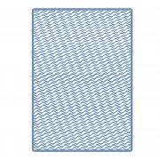 Sizzix Textured Impressions Plus Embossing Folder - Olas (Waves)