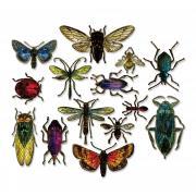 Sizzix Framelits Die Set 14PK - Entomology