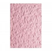 Sizzix 3-D Textured Impressions Embossing Folder - Confetti Hearts