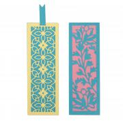 Sizzix Thinlits Die Set 5PK - Botanical Bookmarks