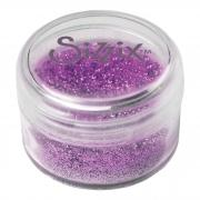 Sizzix Making Essential - Biodegradable Fine Glitter, Purple Dusk, 12g