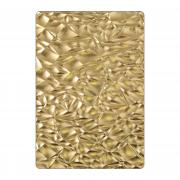Sizzix 3-D Texture Fades Embossing Folder - Crackle by Tim Holtz