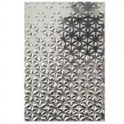 Sizzix 3-D Textured Impressions Embossing Folder- Star Fall