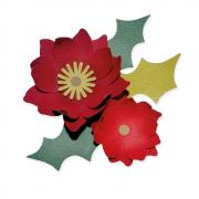 Sizzix Bigz Die - Winter Poinsettia