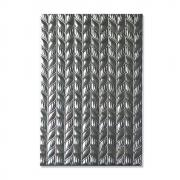 Sizzix 3-D Textured Impressions Embossing Folder - Linear Leaves