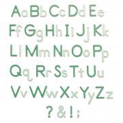 Sizzix Thinlits Die Set 92PK - Essential Type