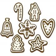 Sizzix Thinlits Die Set 14PK - Christmas Cookies by Tim Holtz