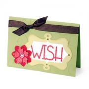 Flower Wish Card