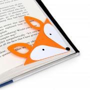 Sizzix Bigz Die - Bookmark, Corner Fox
