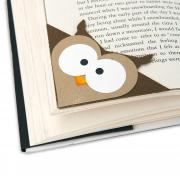 Sizzix Bigz Die - Bookmark, Corner Owl