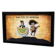 Day of the Dead Home Décor Frame