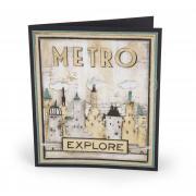 Explore Metro Card