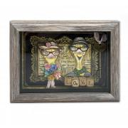Hipsters Love Frame