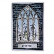 Cathedral Window Card