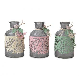 Foliage Wrap Jars
