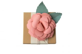 Courtyard Bloom Gift Décor