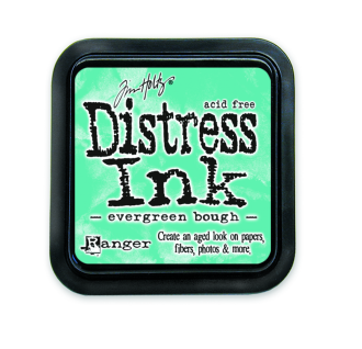 Ranger Evergreen Bough Distress Pad - Tim Holtz