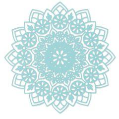 Sizzix Thinlits Die - Mandala by Eileen Hull
