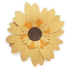 Sizzix Bigz Die - Sunflower