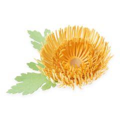 Sizzix Thinlits Die Set 5PK - Chrysanthemum