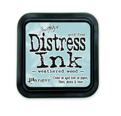 Ranger Weathered Wood Distress Pad - Tim Holtz