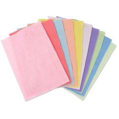 Sizzix Surfacez - Pastel Colored Felt Sheets 10PK