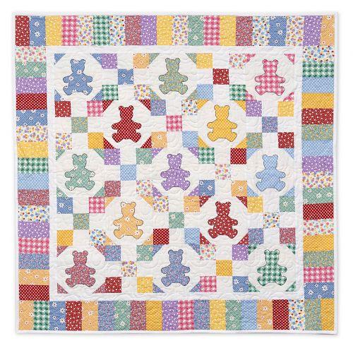 Teddybear quilt