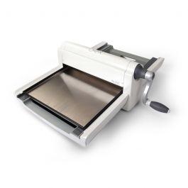 Sizzix Big Shot Pro Machine Only (White & Gray) w/Standard Accessories