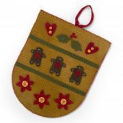 Gingerbread Card Holder