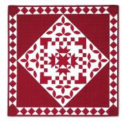 Red and White Delight Quilt