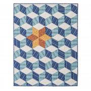 Egyptian Rhombus Quilt