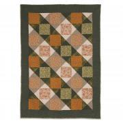 Flannel Garden Quilt