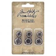 Idea-ology - Machinery Heads by Tim Holtz