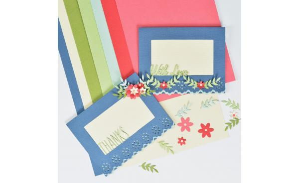 A Card filled with Love and Lace!