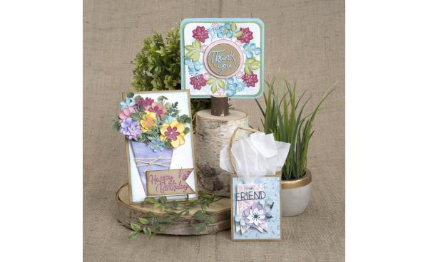David Tutera Botanical Die Bundle On HSN! #ItsFunHere