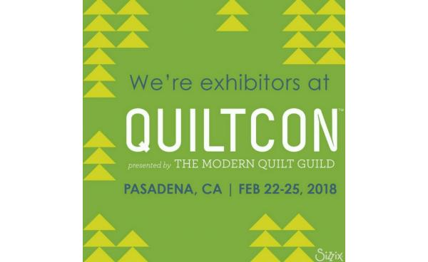 Come See Us At QuiltCon West This Year!