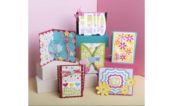 Now Available: Cards That Wow! by Stephanie Barnard