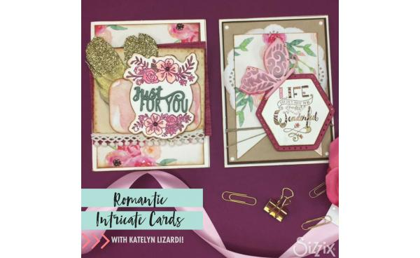 Have A Romantic Summer With Katelyn Lizardi's Intricate Cards!