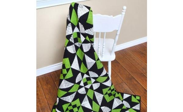Wickedly Cool Quilt Sew Along!