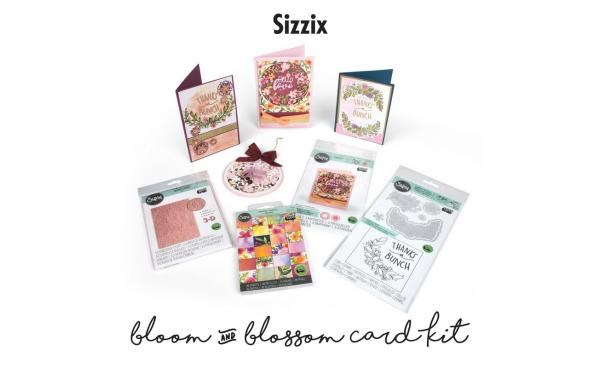 Bloom & Blossom Card Kit Featured on HSN