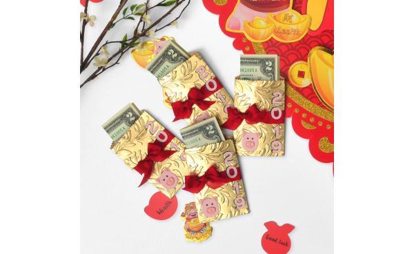 DIY Lunar New Year Envelope!
