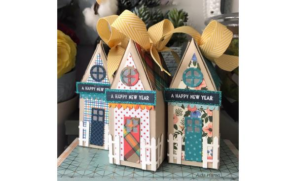 New Year, New House: DIY House Favor Box for 2019!