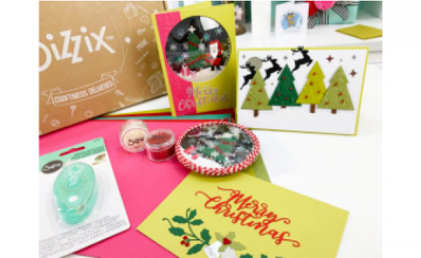 Don't forget your Sizzix September Craft Box: Prepare for the festivities!